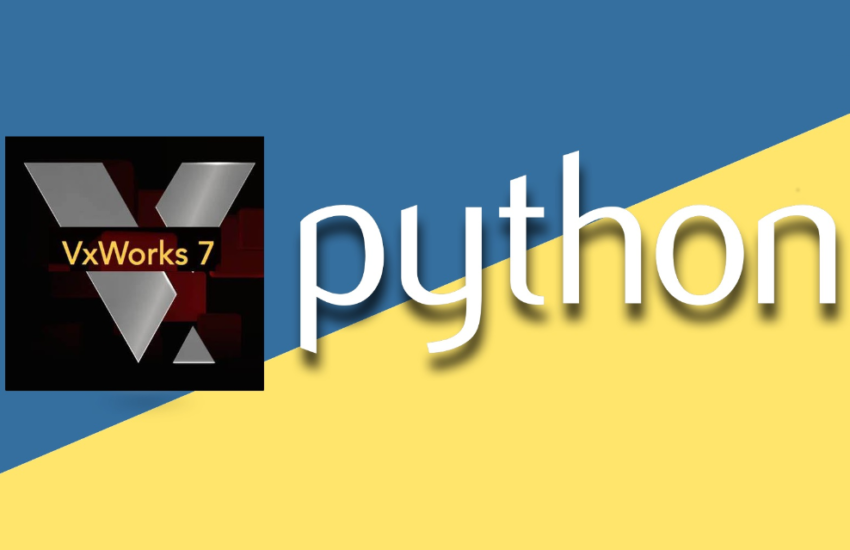 python integrated in vxworks 7