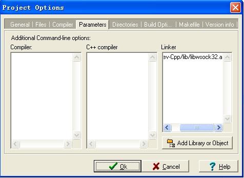 Windows编译选项