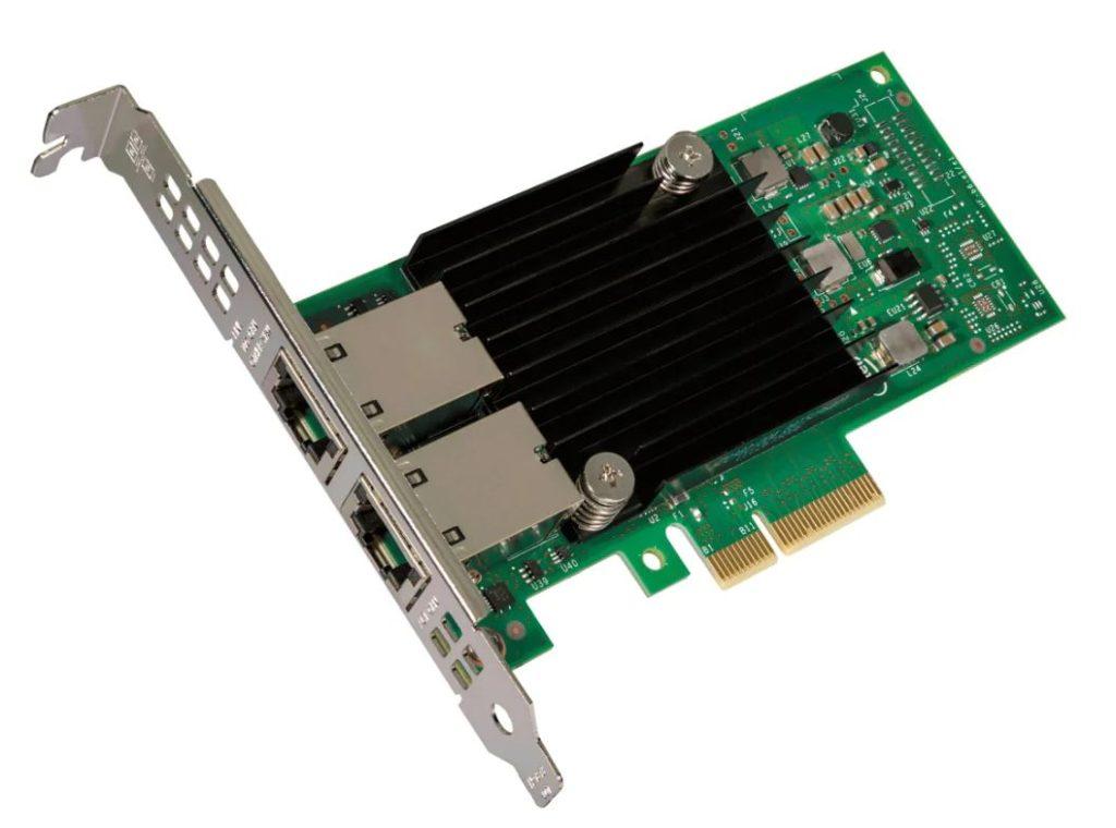 Intel X550 T2 Card