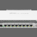 MikroTik CCR1009-7G-1C-PC路由器评测