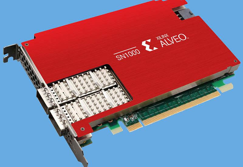 Xilinx SN1000 SmartNIC Cover