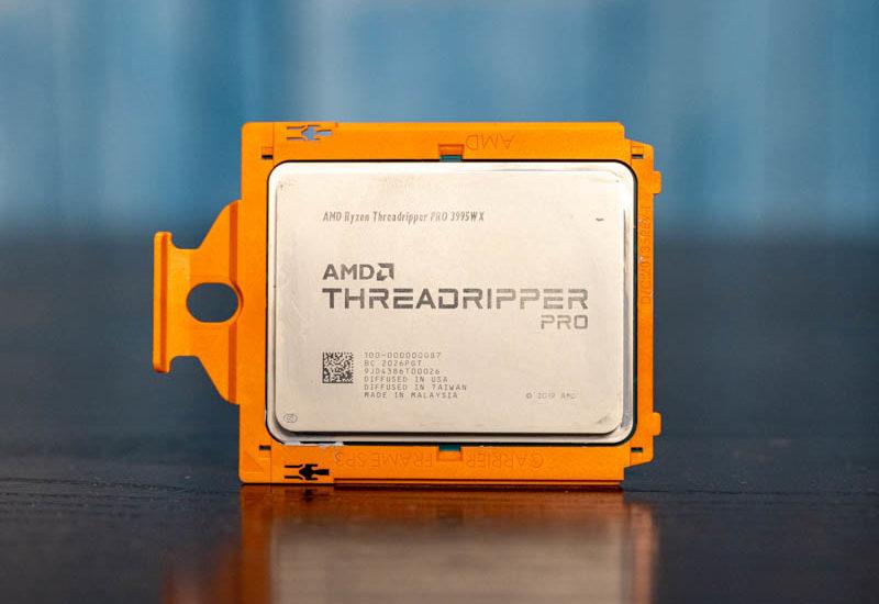 AMD Ryzen Threadripper PRO 3995WX Cover