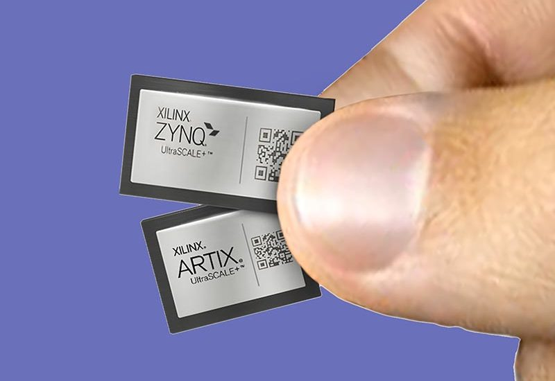 Xilinx Artix And Zynq UltraScale+ Cover