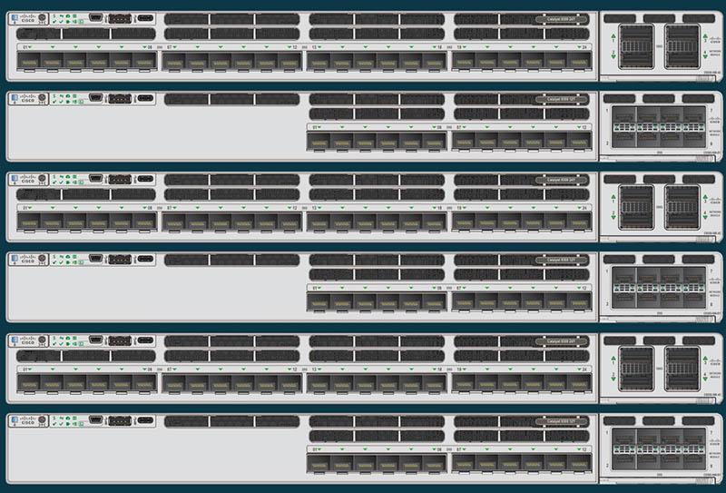 Cisco Catalyst 9300X Cover